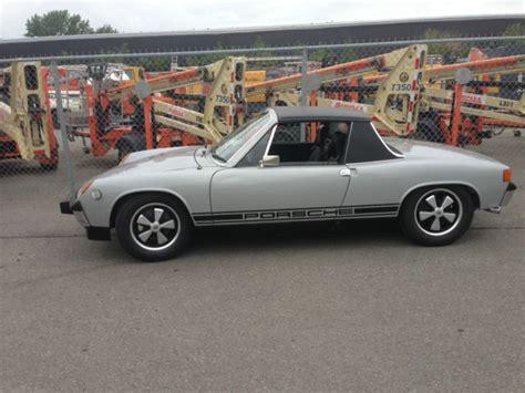 outlaw porsche 914 spectacular silver porsche 914 6 outlaw hybrid custom nut