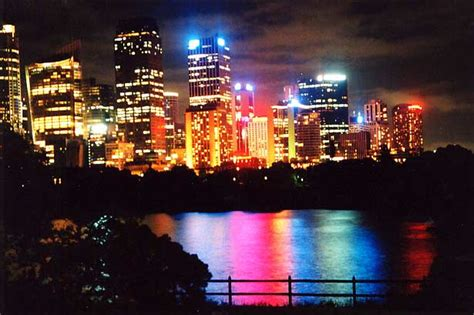 colorful city colorful city lights colorful background wallpapers