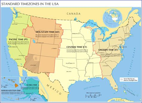 us time zones map with current local time here is the current surface map and the area of clear