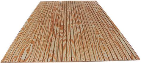 ply bead 3 8 quot x 4 x 8 beaded plywood at menards 174