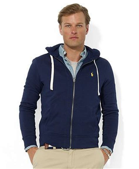 Rompi Vest Zipper Polos 9 polo ralph s hoodie zip hooded fleece ralph shops and polos