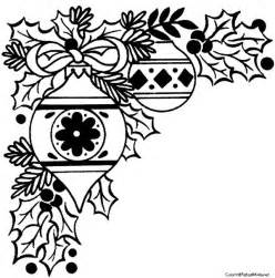 Christmas Ornament Coloring Pages  Wallpapers9 sketch template
