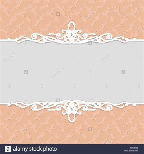 cornici per cartoline vector cornice in pesca colore per matrimonio inviti