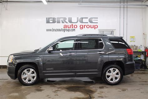 gmc terrain 6 cyl new 2017 gmc terrain slt 3 6l 6 cyl automatic awd in