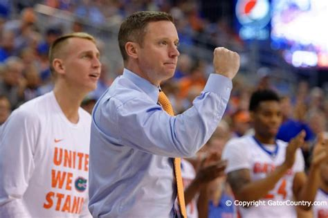 Florida Gators Basketball Returns Home Gators Gain Player And Coach In Alex Murphy S Return