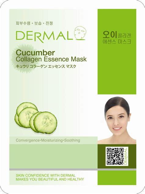 Masker Dermal tips membuat 10 masker timun alami untuk wanita