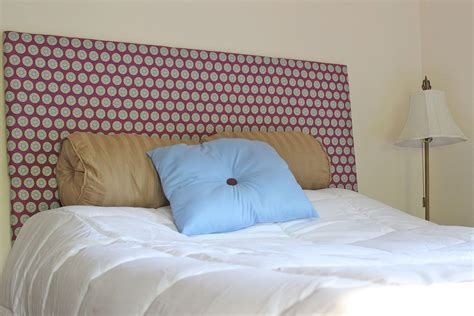 easy diy headboard some in creating diy headboard