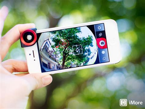 Olloclip Apple olloclip companion app for iphone review the
