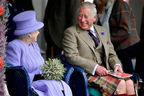 where does prince charles live the laughs with kilt wearing prince charles as he