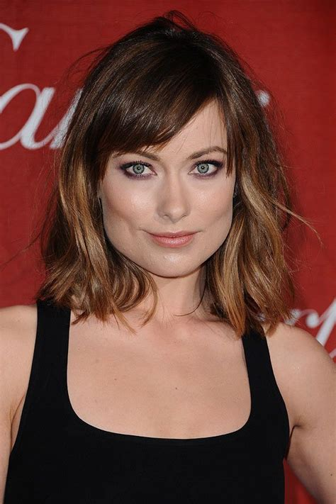 brunette hairstyles wiyh swept away bangs side part bangs tousled short hair fringe pinterest