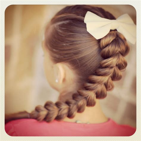 hairstyles easy braids pull through braid easy hairstyles cute girls hairstyles