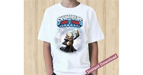 T Shirt Kaos Print Umakuka The Rider skylander kaos t shirt