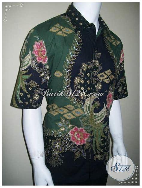 Kemeja Exsekutif Kemeja Batik Exclusive Elegan Untuk Pria Eksekutif Batik