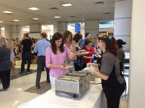 Waffle House Gift Card Kroger - teachers staff welcomed at rockwall isd new employee breakfast blue ribbon news
