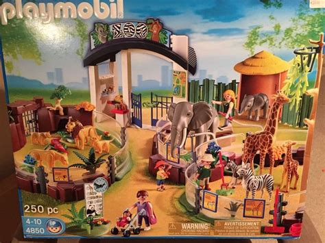 Playmobil Large Zoo With Entrance 138 best images about playmobil playsets etc on