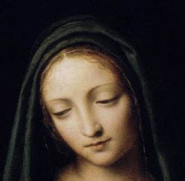 braut jungfrau braut des lammes ave maria gratia plena heiligster