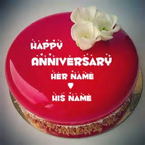wedding wishes editing write your name on anniversary cakes pictures edit