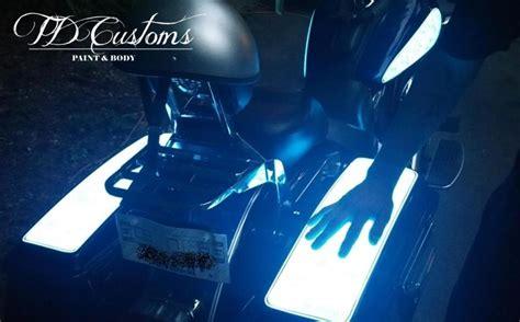 Light Up Paint by Electric Paint That Lights Up Td Customs Lumilor Lab