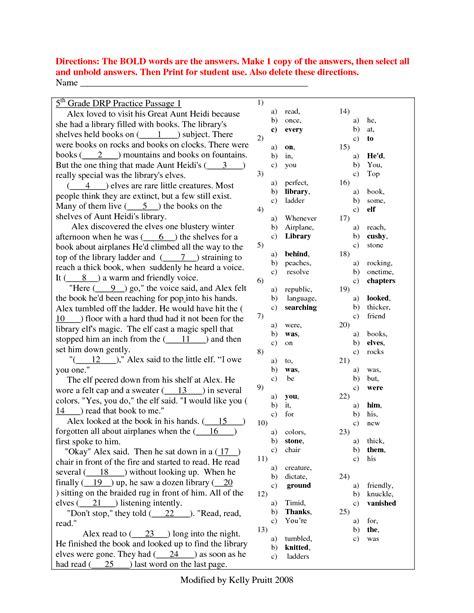 reading comprehension test practice 3rd grade reading comprehension test third grade reading sage