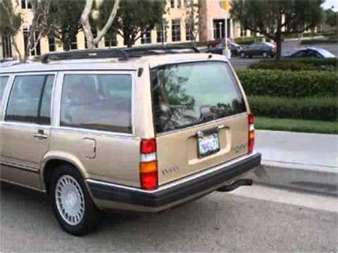 volvo  wagon  cars brea ca youtube