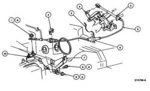 2002 ford escape shift linkage diagram autos post