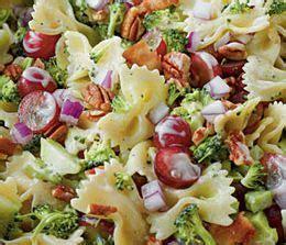 broccoli bow tie salad favorite recipes