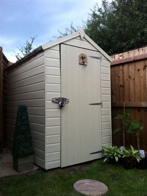 Yellow Shed Paint by Shed Makeover Complete Painted And Lovely I Used