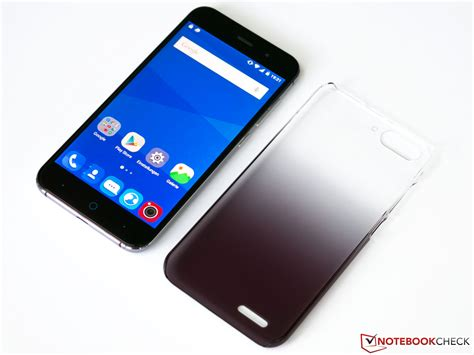 Zte Blade test zte blade v6 smartphone notebookcheck tests