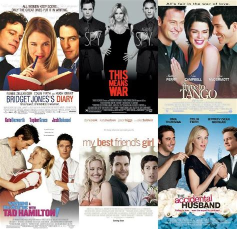 film comedy and romance turns out there are only 5 types of romantic comedy movie