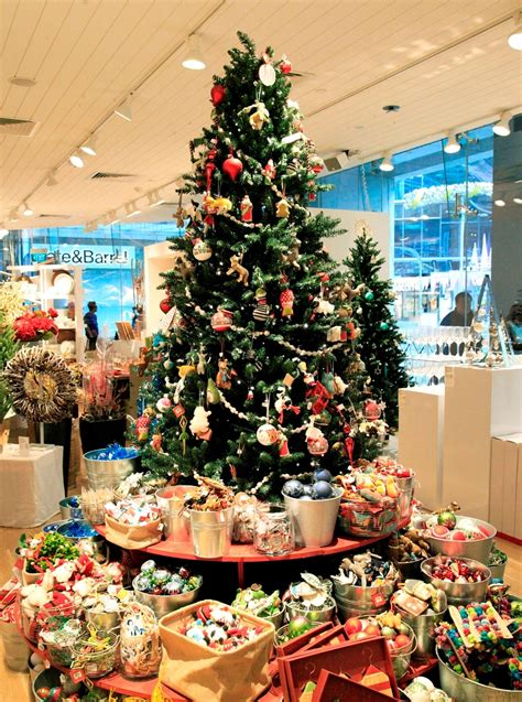 the best shops to buy christmas decorations