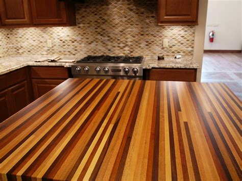 Wood Flooring For Countertops by Why Choose A Custom Wood Countertop For Your Kitchen