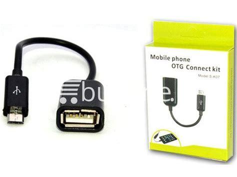 Kabel Otg By Ellexus Shop best deal mobile phone otg connect kit buyone lk