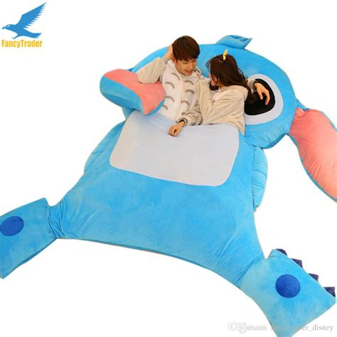 childrens novelty bean bags discount fancytrader portable lilo stitch sleeping bag