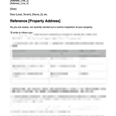 routine inspection template grl landlord routine inspection report grl landlord association