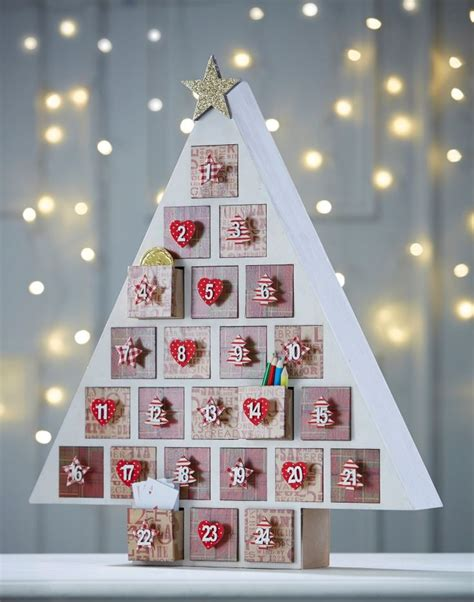 how to make a advent calendar the 25 best wooden advent calendar ideas on