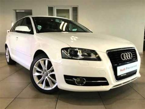 Audi A3 Sportback 2011 For Sale by 2011 Audi A3 Sportback 1 8t Fsi Ambition S Tronic Auto For