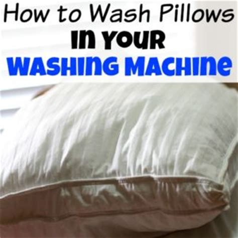 How To Wash Pillows In Washer by Organized Home Archives Page 4 Of 13 A Cultivated Nest