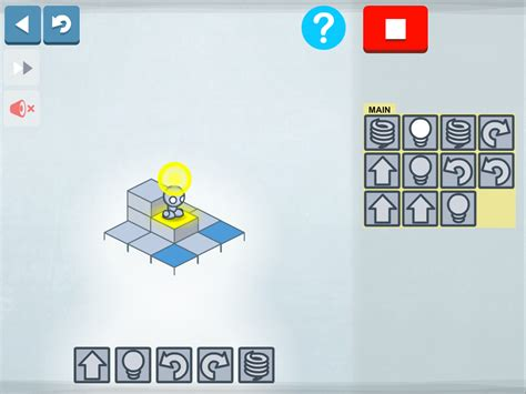Light Bot by Lightbot Programming Puzzles Aplicaciones De Android