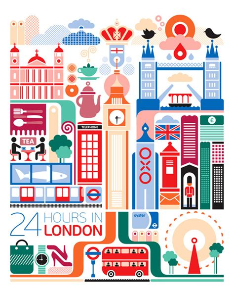 poster design london 24 hours round trip travel posters art pics design