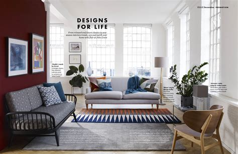 designs for life elle decoration in association with