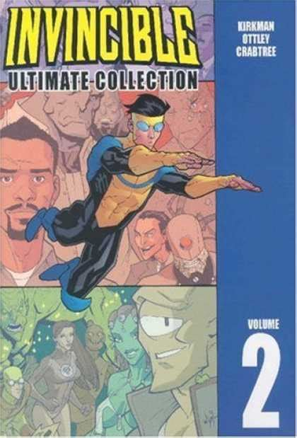invincible ultimate collection volume bestselling comics 2006 covers 300 349