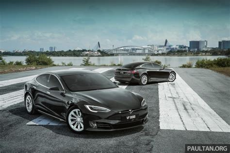 Insurance For Tesla Model S Tesla Model S Arrives In South Korea From Rm480k