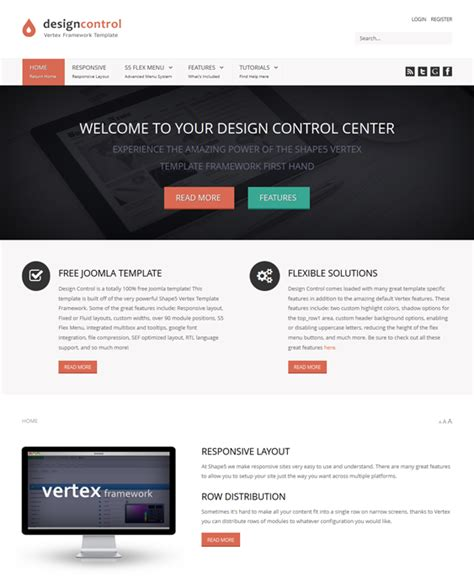 bootstrap themes free joomla 13 of the best free bootstrap joomla templates