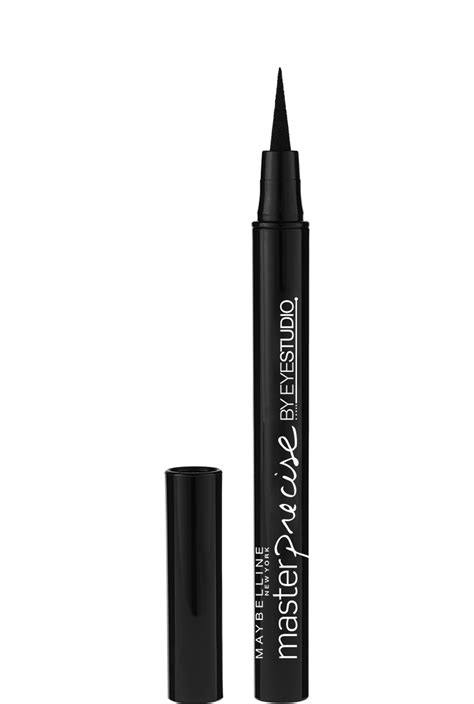 Mascara Dan Eyeliner Maybelline eye studio master precise liquid liner eye makeup
