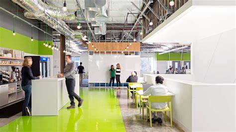 facebook office interior facebook s california headquarters are a modern design