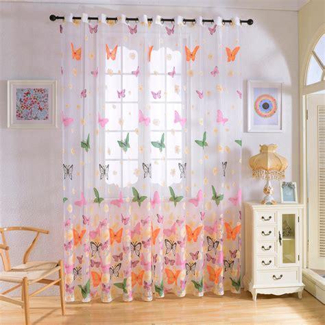 cheap pink curtains online get cheap pink voile curtains aliexpress com
