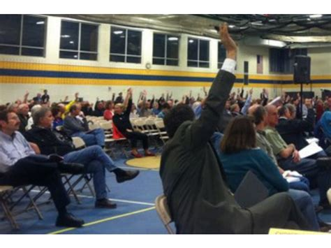Brookline High School Calendar Special Town Meeting In Brookline Tonight Brookline Ma