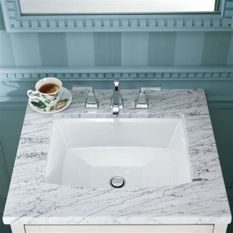 kohler archer undermount sink kohler archer undermount bathroom sink reviews wayfair