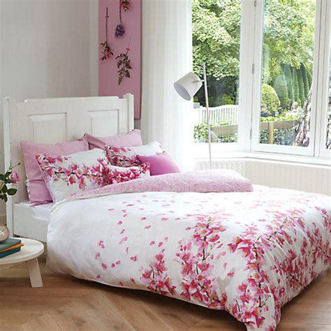 Cherry Blossom Bedding Set Bluebellgray Cherry Blossom Bedding From Lewis