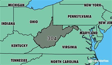 us area code virginia where is area code 304 map of area code 304 charleston